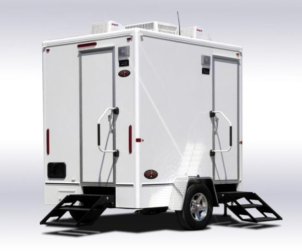 Rent Jobsite Portable Restrooms in Central Michigan