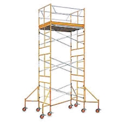 Rental store for SCAFFOLD PACKAGES - ROLLING TOWER in Mt Pleasant MI