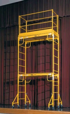 Rental store for SCAFFOLD PACKAGES - BAKER ROLLING TOWER in Mt Pleasant MI