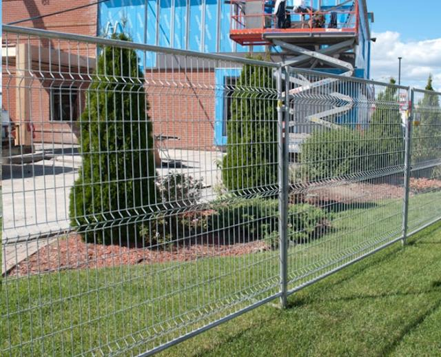 Rent Fencing For Job Sites